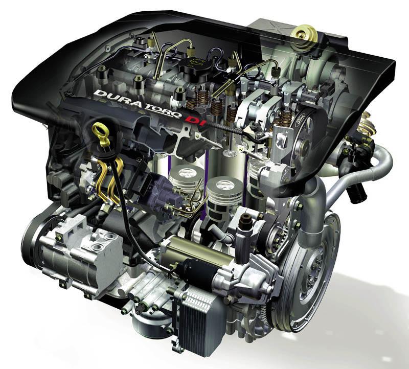 Ford Focus  4580 Duratorq Tddi